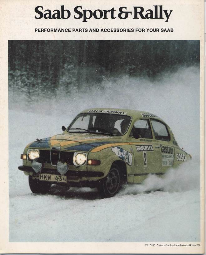 Saab Sport and Rally Page 16
