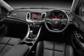 Holden Commodore SSV