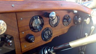 Rolls Royce Dashboard 1