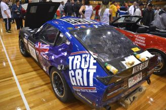 Triple Carbies Datsun 260Z