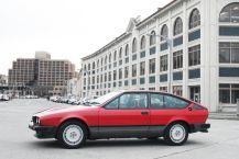 Alfa Romeo GTV6 photo by Stuart Semmens
