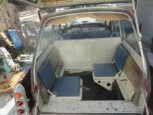 Check out those rear seats!!