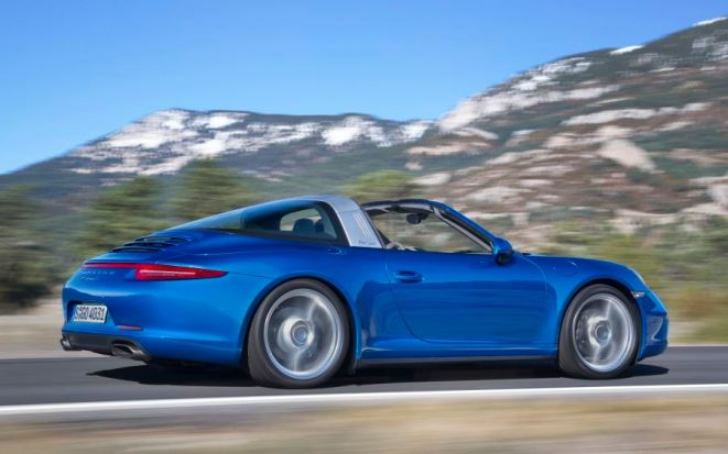 991 Porsche 911 Targa 4S - 7