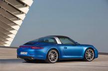 991 Porsche 911 Targa 4S - 9