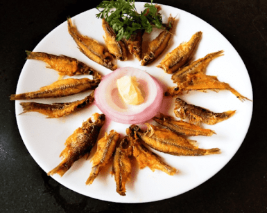 Choti Machli Fry Recipe