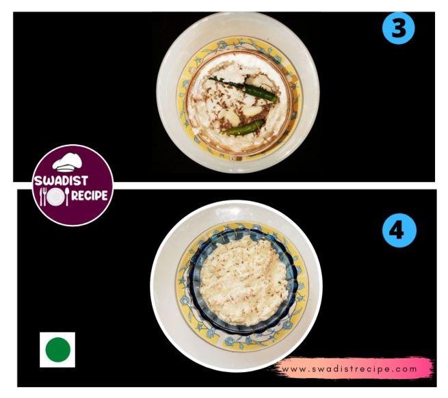 Avail Recipe Step 2