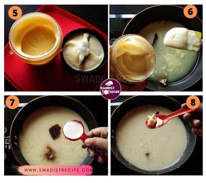 Creme du Barry Recipe  Step 2