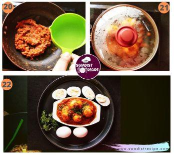 Egg Curry Recipe Step 6