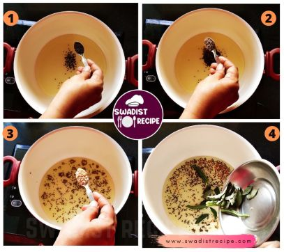 Masala Bhat Recipe Step 1