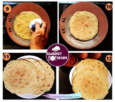 Methi Khakra Recipe step 3