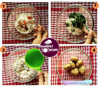 Methi Khakra Recipe Step 1