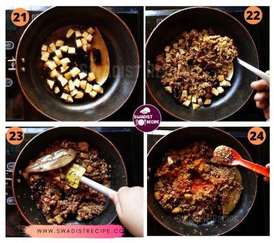 Mochar Ghonto Recipe Step 6