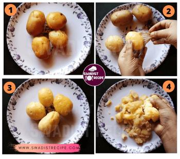 Alu Chokha Recipe Step 1