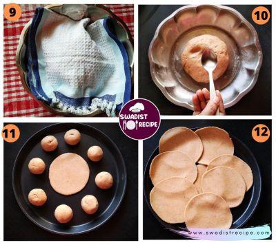 Bedmi poori  Recipe Step 3