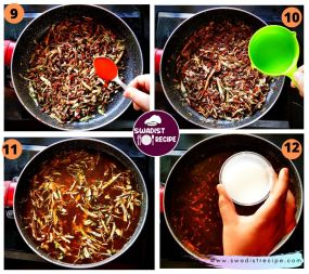 Hot n sour soup Recipe Step 3