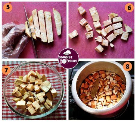 Kathal ki sabzi Recipe Step 2