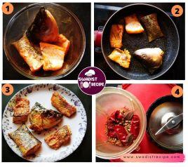 Makhmal Maach Recipe Step 1