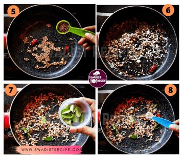 Sambhar Recipe  Step 2
