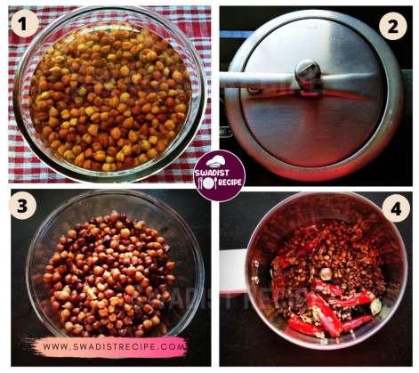 Satvik kala chana curry Recipe