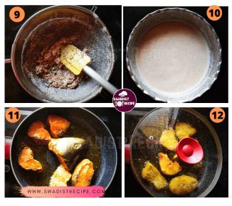 Sorshe Maach Recipe Step 3