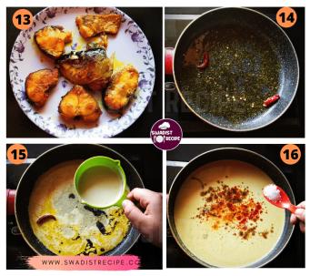 Sorshe Maach Recipe step 4