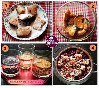 Sorshe Maach Recipe Step 1
