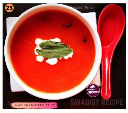 टोमेटो सूप 1