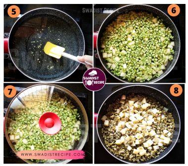 satvik Barabati alu ki sabzi Recipe Step 2