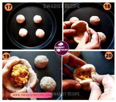 Chana Dal Ke Parathe Recipe Step 5