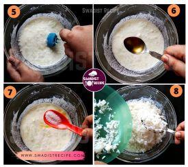 Cucumber curd rice Recipe Step 4