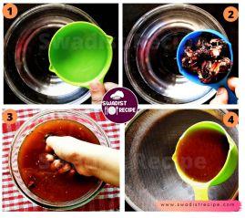 Imli sharbat Recipe Step 1