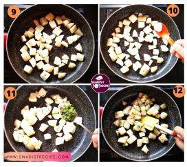 Jeera Alu Recipe Step 3
