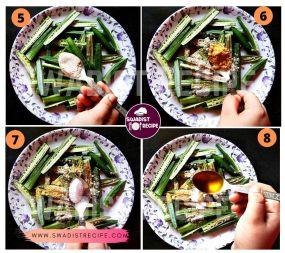 Kurkure bhindi pakode Recipe Step 2