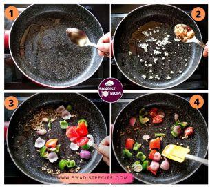 Medu vada schezwan Recipe Step 1