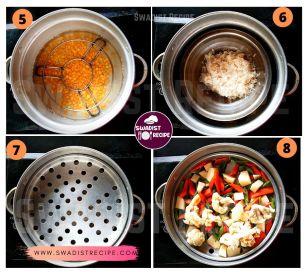 Satvik vaishnav thali Recipe Step 2