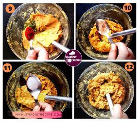 satvik Suran kofta Recipe Step 3