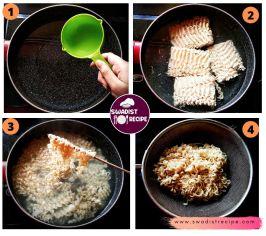 Veg MasalaMaggi Noodle Recipe Step 1