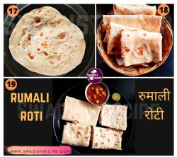 Rumali Roti Recipe Step 5