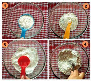 Eggless Muffins Recipe Step 1