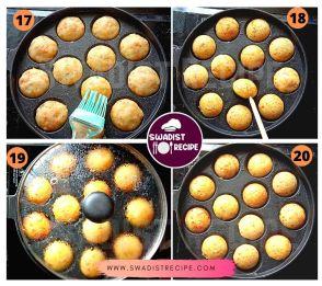 Suji ke Appe Recipe Step 5