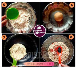 Litti Kachori Recipe Step 2