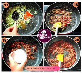 Veg manchurian Recipe Step 5
