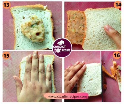 Bread cutlet Recipe Step 4