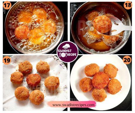 Poha Cutlet Recipe Step 5