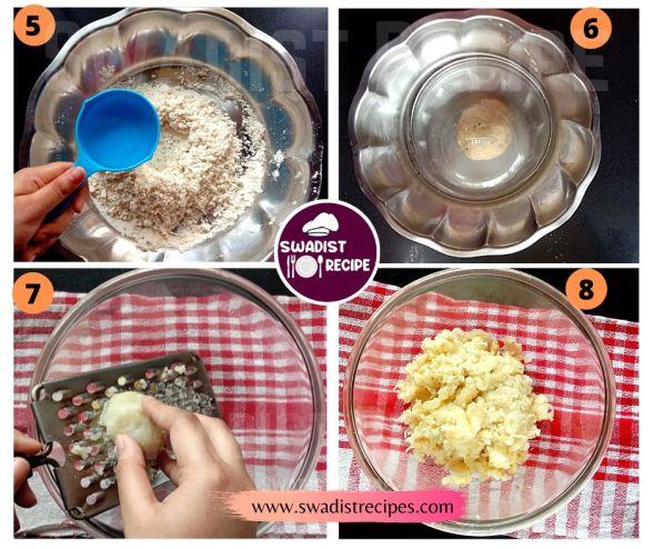 Veg puff roll Recipe Step 2