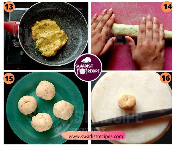 Veg puff roll Recipe Step 4