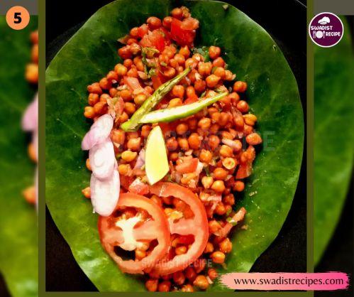 Chana salad Recipe Step 2