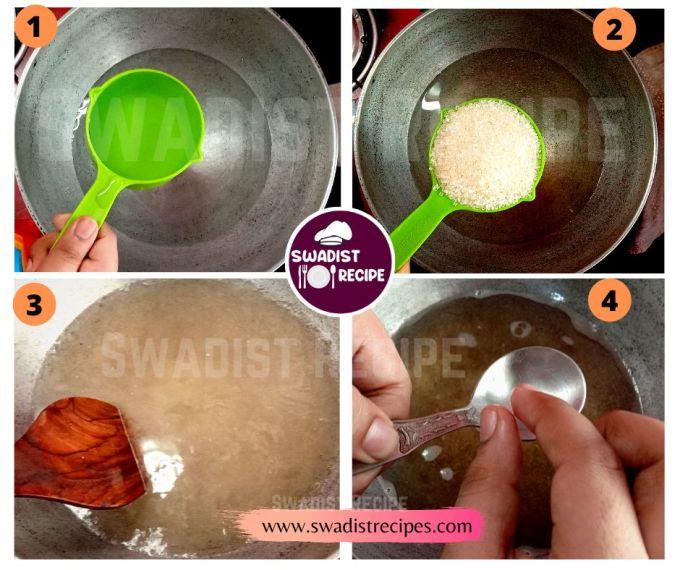Rosogolla Recipe Step 1