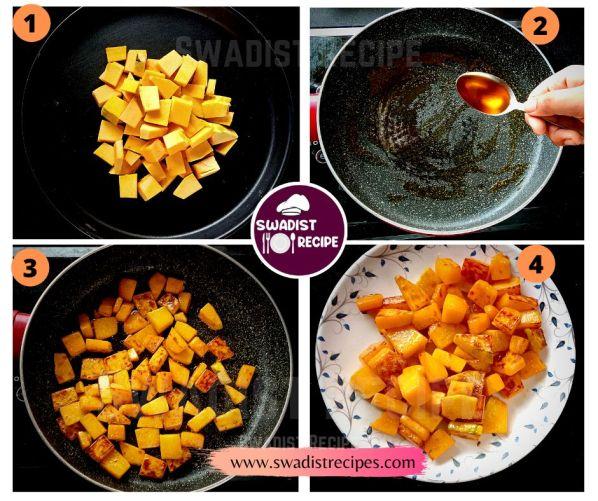 Kumror chokka Recipe Step 1