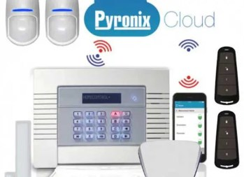 Pyronix Wireless Home Security Kit Installation